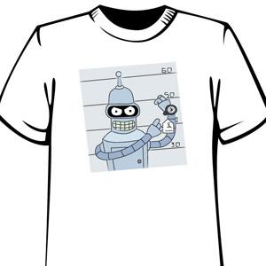 Робот Бендер (Bender) 2.